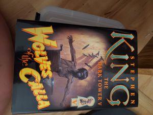 Stephen King hard back books for Sale in El Cajon, CA