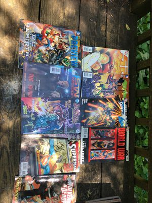 Variety Comics. Superman/Supergirl/Wolverine ETC for Sale in North Bethesda, MD