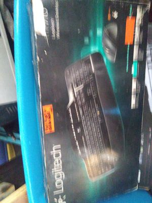 Wireless keyboard and mouse for Sale in Fairmont, WV
