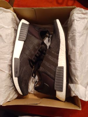 Adidas Mens NMD R1 (Black) - Size 9.5 for Sale in Dublin, CA