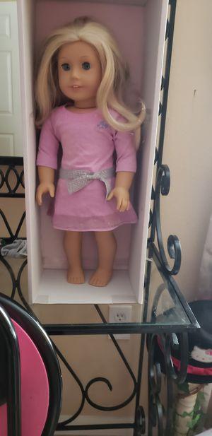 American girl doll for Sale in Tarpon Springs, FL