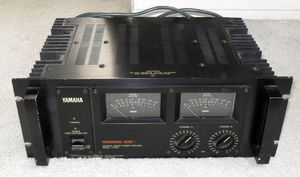 Vintage Yamaha P-2200 power amplifier for Sale in Chicago, IL