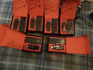 Unlocked Amazon Fire Sticks for Sale in Indianapolis, IN