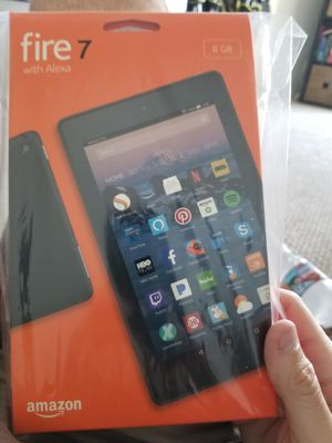 (($35.00)) BRAND NEW, 8GB FIRE 7 tablet with ALEXA! for Sale in Los Angeles, CA
