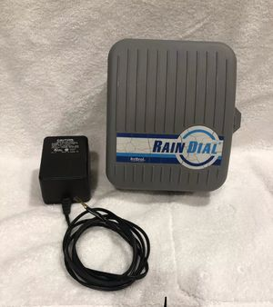 Irritrol rain dial sprinkler system RD 900 for Sale in San Diego, CA
