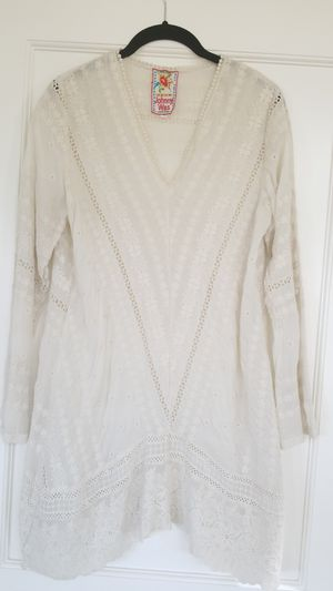 Johnny Was Lace Tunic Style Top for Sale in Seattle, WA