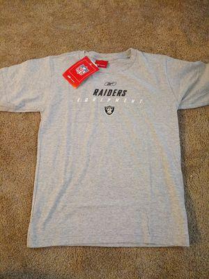 NFL Raider Reebok t-shirt for Sale in Pico Rivera, CA