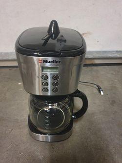 Muller Coffee Maker Best Offer for Sale in Seattle,  WA