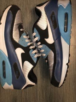 Nike Shoes Air Max Blue Grey Black Size 12 for Sale in Lynnwood,  WA
