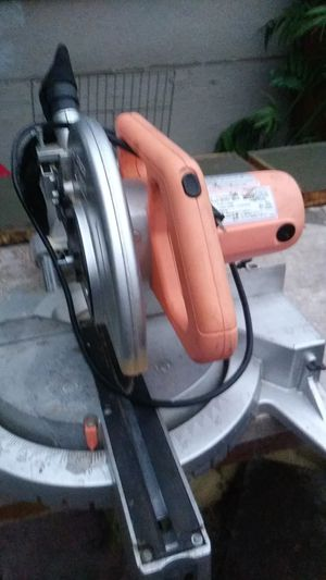 12 slide miter saw chicago for Sale in Escondido, CA