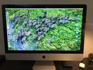 "2011 iMac 27"" - Intel i5/ 250GB SSD / 16GB Ram for Sale in Orange, CA"