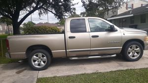 2002 1500 dodge ram I replace the motor 3 year ago runs great new tires I just want to sell it because I bought a new truck for Sale in New Orleans, LA