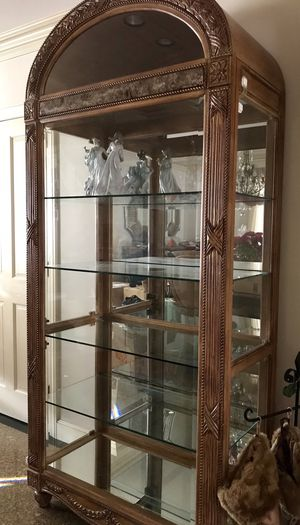 China cabinet by Schnadig for Sale in Plandome, NY