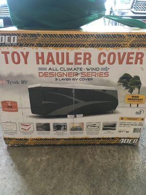 Adco rv trailer toy hauler 5th wheel cover for Sale in Everett, WA