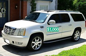 💲1OOO 2OO8 Cadillac Escalade Strong for Sale in Hartford, CT
