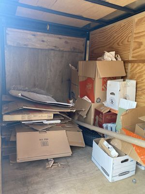 Boxes and packing materials for moving for Sale in Fort Lauderdale, FL
