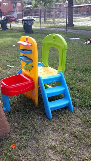 Kid toy and slide for Sale in Norfolk, VA