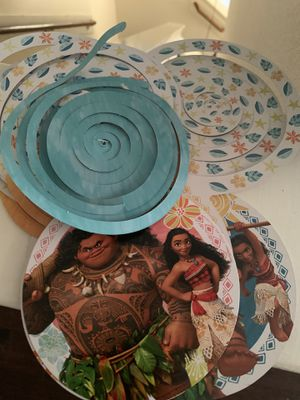 Moana Birthday decorations for Sale in Pearland, TX