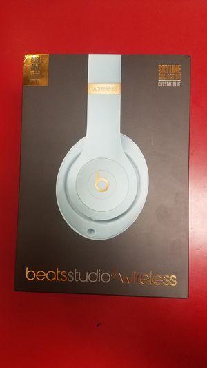 Beats Studio 3 Wireless Headphones Price Negotiable for Sale in Orem, UT