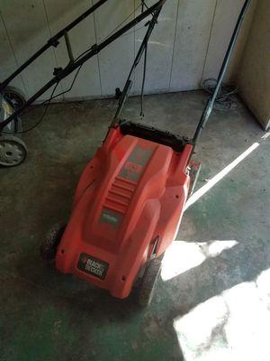 electric lawn mower for Sale in San Antonio, TX