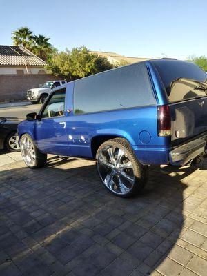 Chevy 1995 blazer for Sale in Las Vegas, NV