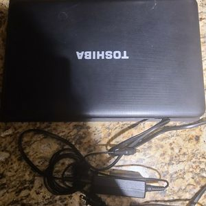 Laptop Plus Printer Toshiba Satellite HP Printer One Owner for Sale in Plano, TX