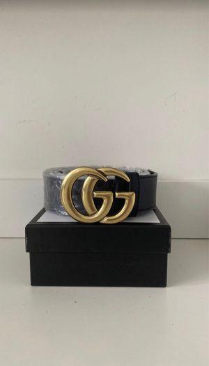 Gucci belt for Sale in Fairfax, VA