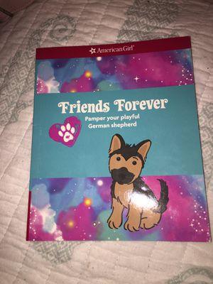 AMERICAN GIRL DOLL FRIENDS FORVER BOOK for Sale in Coconut Creek, FL
