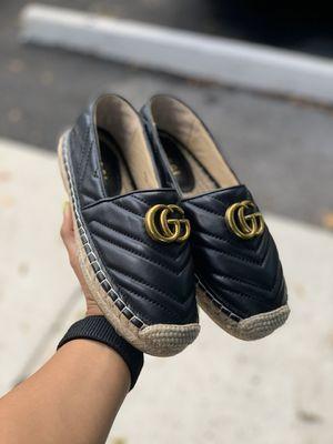 Gucci Ballerina Espadrille for Sale in Hialeah, FL