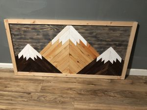 Rustic Mountain Wall Art for Sale in Missoula, MT
