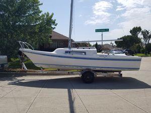 1972 Clipper Marine 21' Sailboat for Sale in Watauga, TX