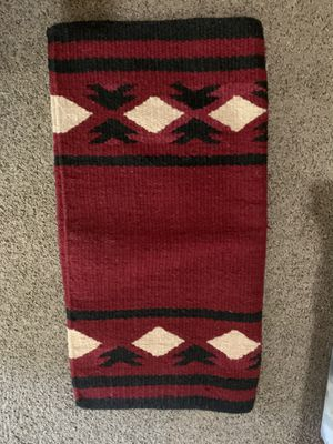 Western show cover pad for Sale in Wenatchee, WA
