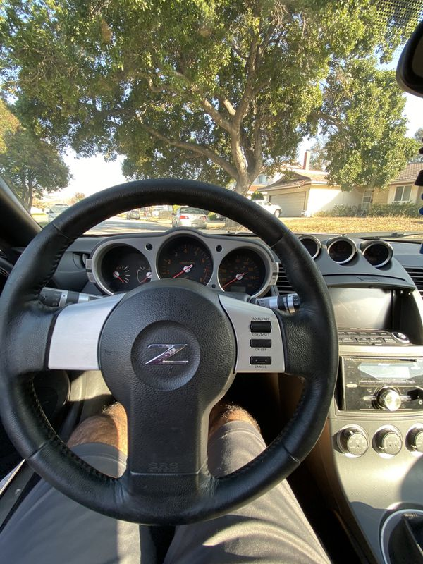 2003 Nissan 350z Touring 6MT