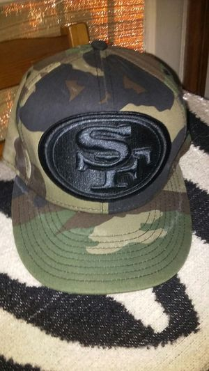 49ers Military Style New Era Hat for Sale in Pomona, CA