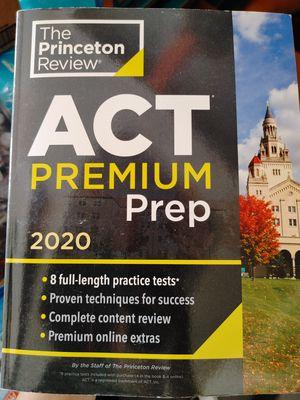 2020 ACT PREP BOOK for Sale in Mesa, AZ