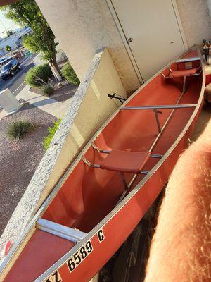 15ft Coleman canoe for Sale in Mesa, AZ