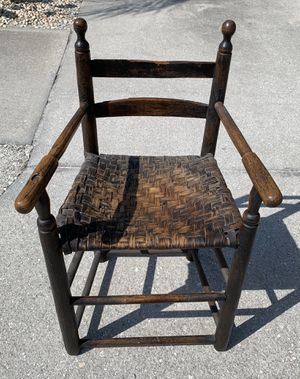 Antique Chair (very old) for Sale in Holmes Beach, FL