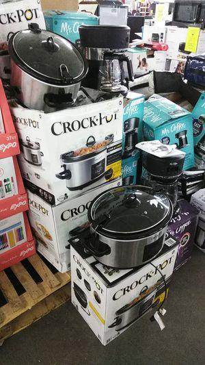 Crock pot 7quart slow cooker for Sale in Ontario, CA