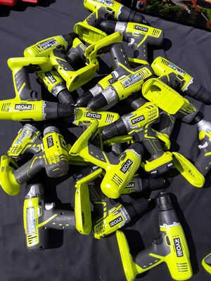 Ryobi drills for Sale in Los Angeles, CA