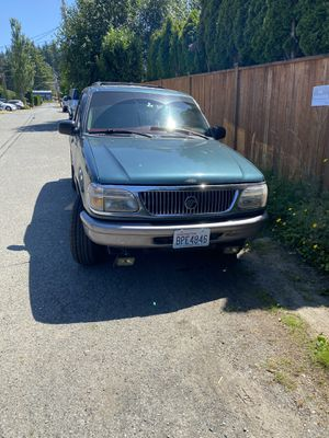 1999 Mercury Mountaineer for Sale in Mukilteo, WA