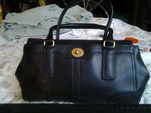 New Drk. Brown leather Coach for Sale in Portland, OR