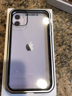 360° Case for iPhone 11 Magnetic Adsorption Tempered Glass Cover for Sale in Upland,  CA