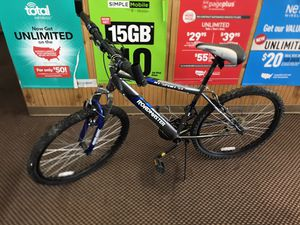 Bicycle mountain bike bicycle road master sx 18 speed for Sale in Newport News, VA