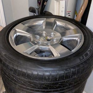 "20"" Stock Chevy Wheels for Sale in Fort Worth, TX"