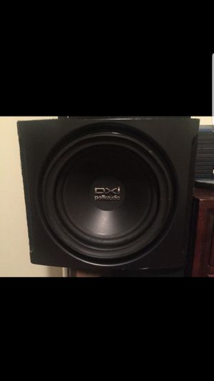 Polk audio car speaker for Sale in Lincolnia, VA
