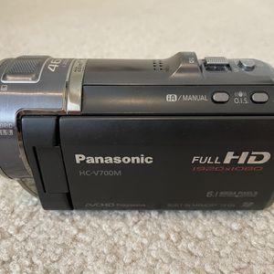 Panasonic HC-V700M Camcorder Video Camera for Sale in Sunnyvale, CA