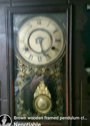 Antique working clock from 1800s for Sale in Sweetwater, TN