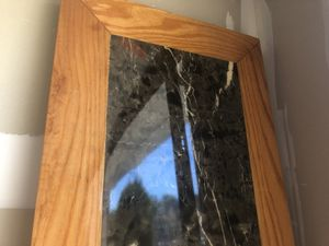 Wood and marble tile wet bar top for Sale in Red Lion, PA