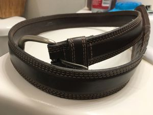 Brown leather belt for Sale in Dallas, TX