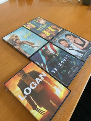 5 movies for 10$ for Sale in Baywood-Los Osos, CA